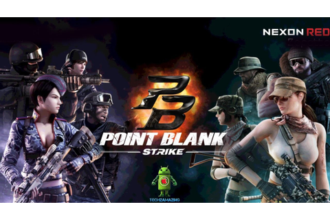 POINT BLANK STRIKE GAMEPLAY - iOS / Android - YouTube