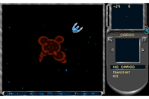 Download Solar Winds: The Escape shooter for DOS (1993 ...