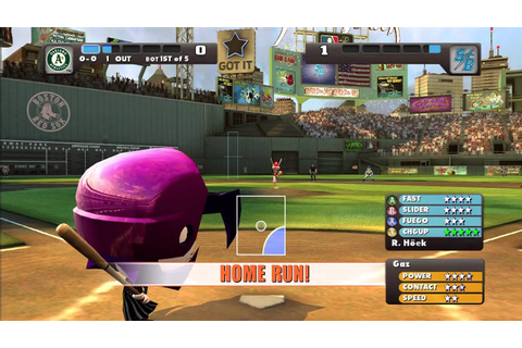 "Nicktoons MLB - Xbox 360 ""THis game Is more FUN than MLB ..."