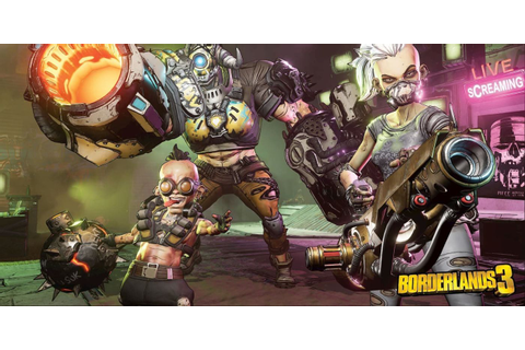 Borderlands 3 Epic Games Store Exclusivity Has Gamers ...