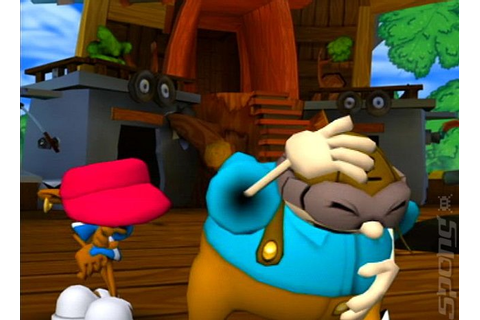 Screens: Codename Kids Next Door: Operation V.I.D.E.O.G.A ...