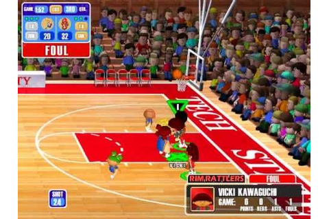 Backyard Basketball Season Playthrough: Parks Conference ...