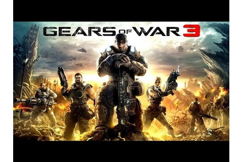 Gears of War 3 All Cutscenes (Game Movie) HD - YouTube