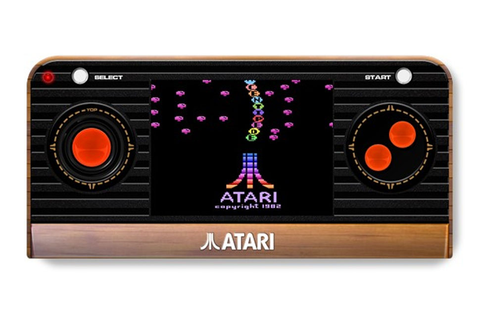 Atari Retro Handheld Console Takes Classic Gaming on the ...