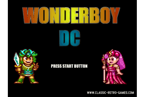 Download Wonderboy & Play Free | Classic Retro Games
