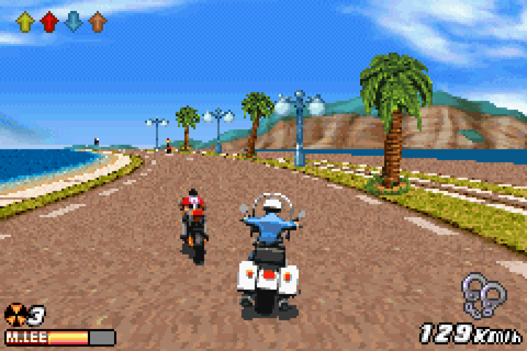 Road Rash Jail Break Download Game | GameFabrique