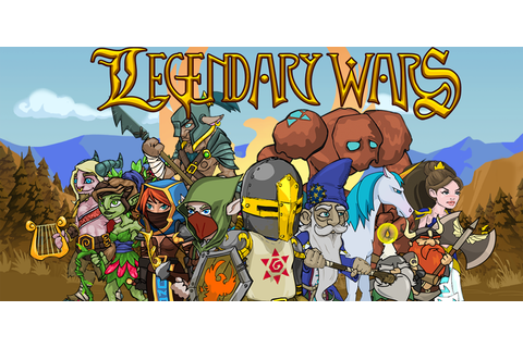 Amazon.com: Legendary Wars: Appstore for Android