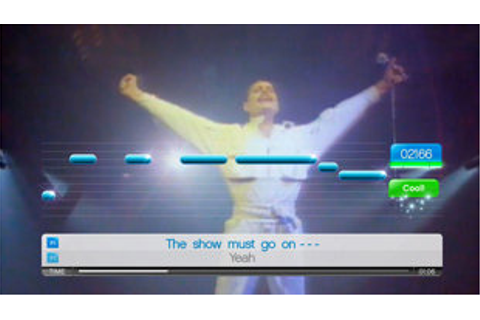 SingStar® Queen Game | PS3 - PlayStation