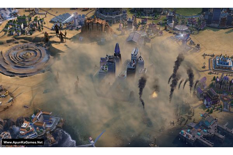 Civilization VI: Gathering Storm PC Game - Free Download ...