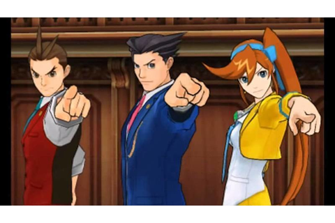 Petition · Bring Phoenix Wright Ace Attorney Dual ...