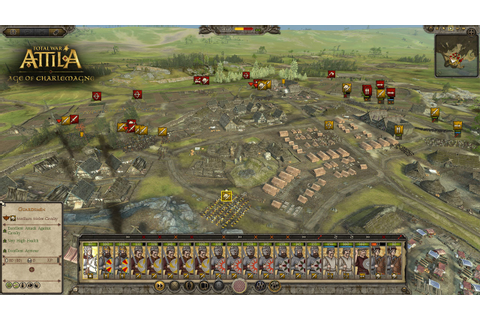 Total War: ATTILA - Age of Charlemagne Pack [Steam CD Key ...