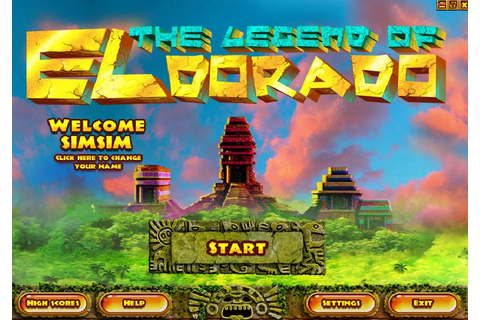 Free Games 4 You: The Legend of El Dorado Deluxe