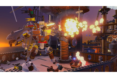 LEGO Movie Videogame Review - PS4 Home