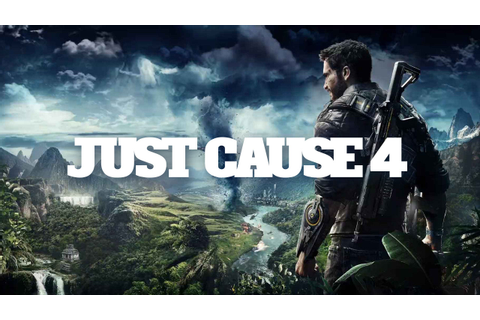 Just Cause 4 - Steelbook Edition [Playstation 4] • World ...