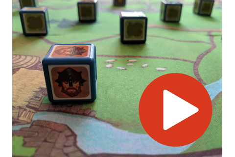 Video review Cube Quest board game - The Gist by Best Play