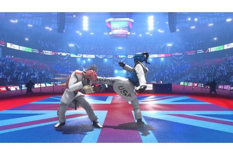 Taekwondo Grand Prix Game - Hellopcgames