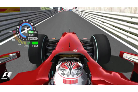 F1 FSONE 2009 Testing/Gameplay [HD] - YouTube