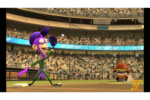 CGRundertow NICKTOONS MLB for Nintendo Wii Video Game ...