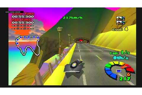 Motor Toon Grand Prix (2 / USA Edition)(jp) - Sony ...