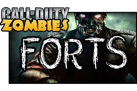 FORTS ★ Call of Duty Zombies (Zombie Games) - YouTube