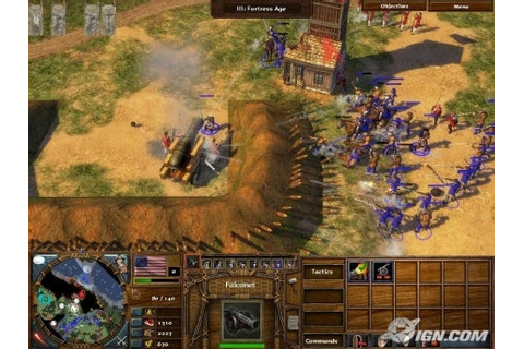 Age of Empires III: The WarChiefs Review - IGN