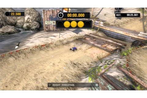 MotorStorm® RC Video Run-Through of Competitive Online ...