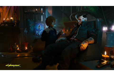Watch the full Cyberpunk 2077 gameplay demo - VG247