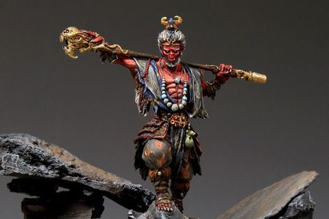 Journey: Wrath of Demons by Marrow Production miniature ...
