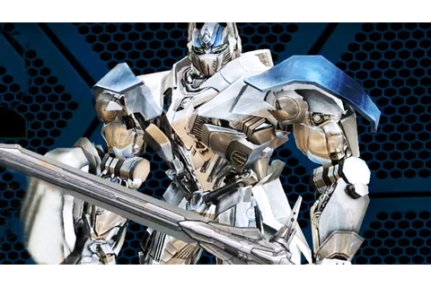 Transformers: Age of Extinction - Unlocked Silver Knight ...