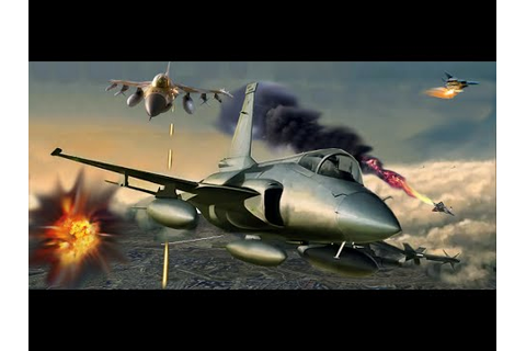 Jet Fighter Dogfight Chase 3D - Android Game Trailer - YouTube