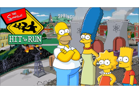 The Simpsons: Hit & Run Free Download - CroHasIt ...