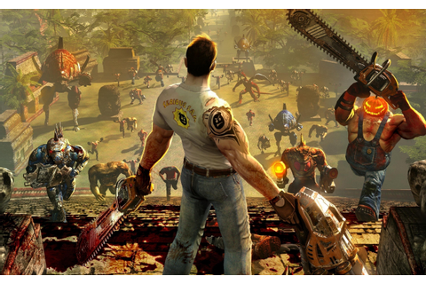 Serious Sam 4 is in Development, Talos Principle Author ...