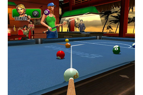 Midnight Pool (WiiWare) Game Profile | News, Reviews ...