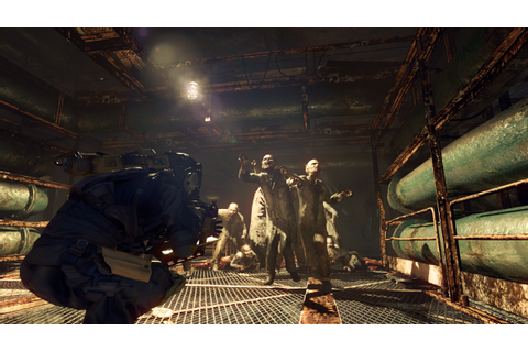Resident Evil Umbrella Corps Hands-On Preview Tokyo Game ...