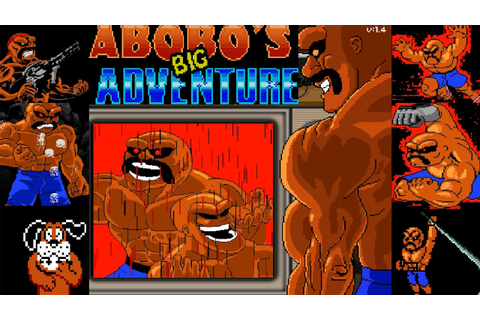 Abobos big adventure_PC - YouTube