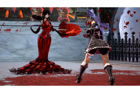 Bloodstained: Ritual of the Night Preview -- A Symphony ...