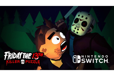 Friday the 13th: Killer Puzzle - Now Available on Nintendo ...