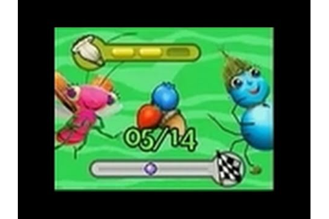 Miss Spider: Harvest Time Hop and Fly Nintendo DS - YouTube