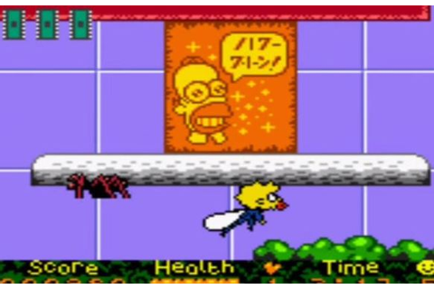 Every Simpsons Game Ever :: Games :: Galleries :: Paste
