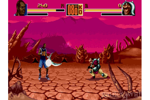 Shaq Fu Download on Games4Win