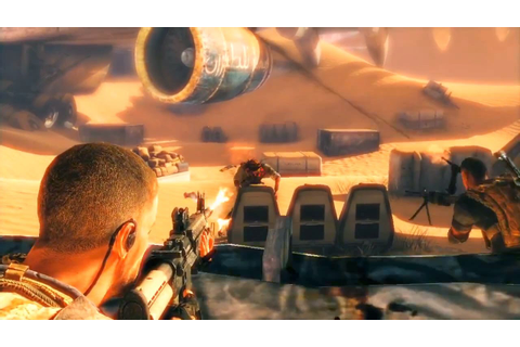 Spec Ops The Line Game - Free Download Full Version For PC