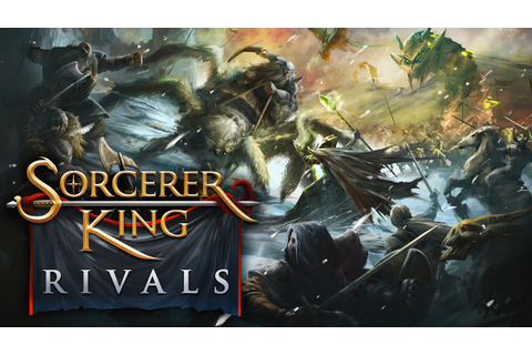 Sorcerer King: Rivals Gameplay Trailer - YouTube