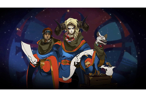 Pyre - Supergiant Games' Third Game Revealed | Machinima ...