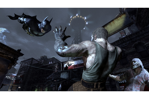 Batman Arkham City PC | GAMES AND SOFTWARE OF PC