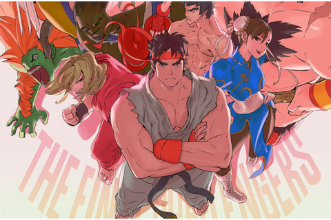Ultra Street Fighter II: The Final Challengers ...