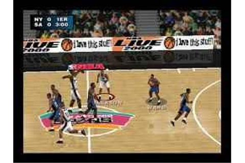 NBA Live 2000 Download Free Full Game | Speed-New
