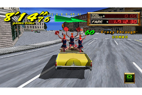 Crazy Taxi™: Fare Wars Game | PSP - PlayStation