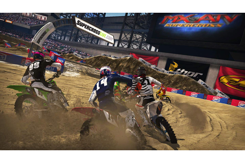 Update your Supercross experience with the MX vs ATV 2017 ...