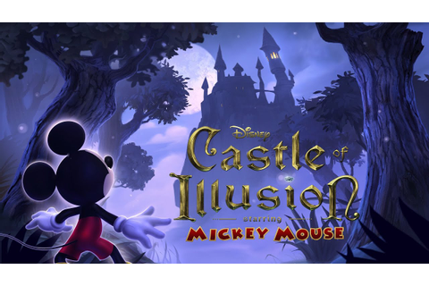 Castle of Illusion Starring Mickey Mouse - Floresta ...