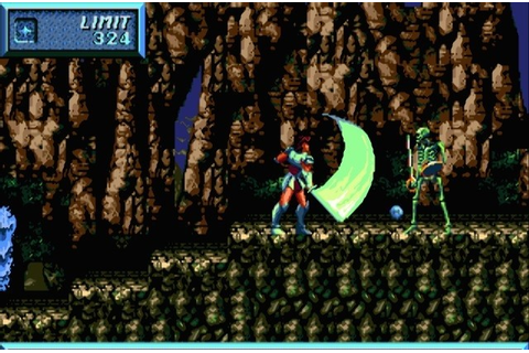 Saint Sword for Genesis | LisiSoft
